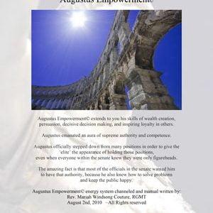 Augustus Empowerment©