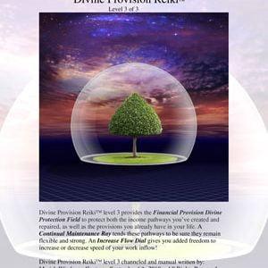 Divine Provision Reiki™ – Level 3 of 3