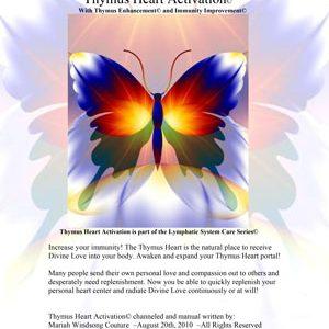 Thymus Heart Activation©